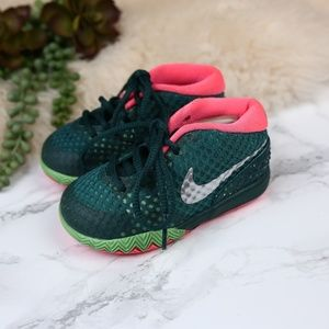 Nike #2 Kyrie Irving Green Sneakers